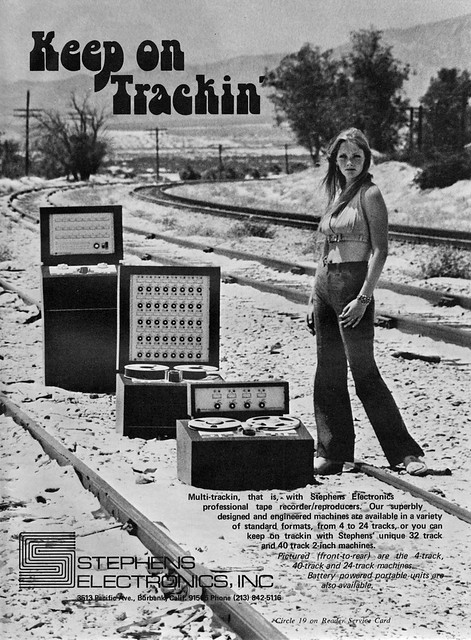 Stephens multitrack 1974