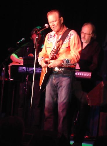 Glen Campbell concert 01