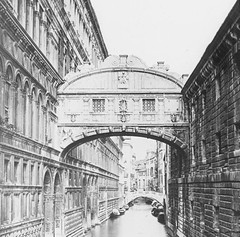 Venice, Italy - Bridge of Sighs