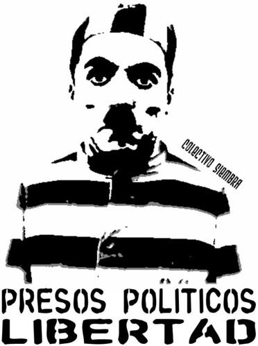 presos pol libertaD CHAPLIN por Colectivo Siembra.