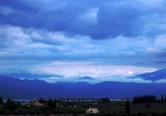 Mountains near Lamia