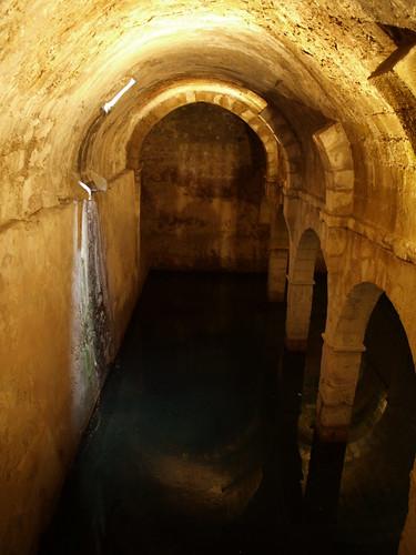 Lisboa - Mosteiro de São Vicente de Fora (water reservoir)