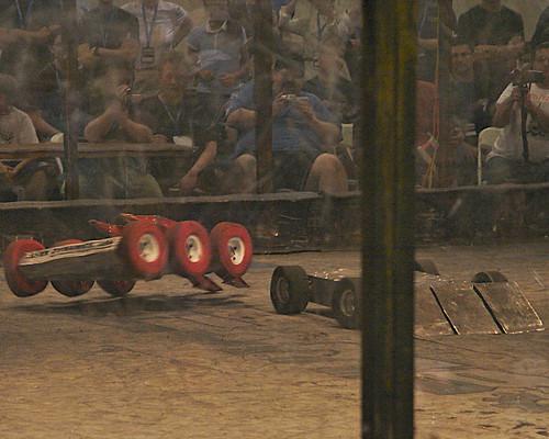 Heavyweight Class Battlebots