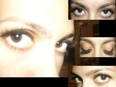 Cilios Postios - Tentativa (Mille Jackson) Tags: eye lashes fake clios postios
