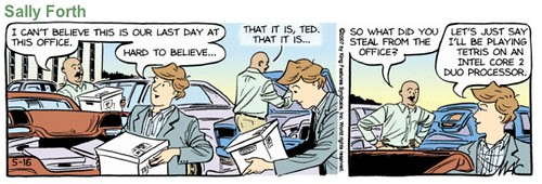 Sally Forth