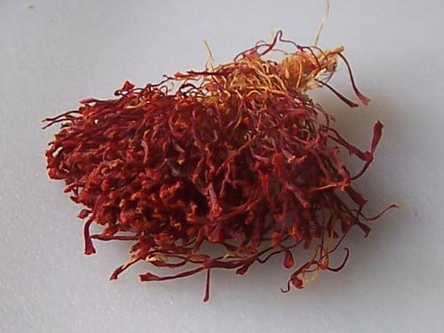 Kashmiri saffron