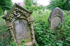 Spiritualist Churchyard - Overgrown! (Canis Major) Tags: church overgrown graveyard bristol bedminster 4aces spiritualist