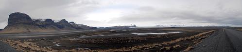 La desolación de cruzar el Skeiðarársandur. Por Islandia (9)