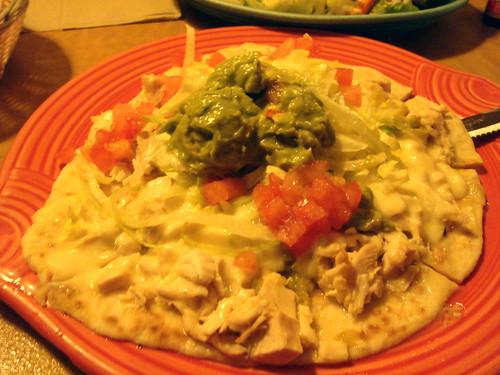 Chicken Quesadilla (Silly Jilly) Tags: newmexico santafe taos tomasitas