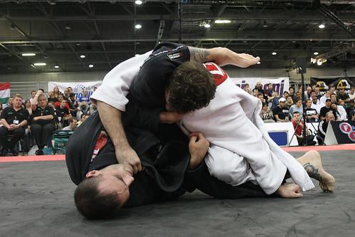 Dave Elliot vs Luiz Tosta