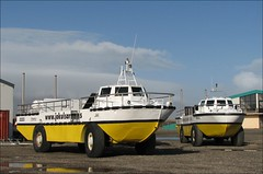 LARC Amphibious vehicles (Observe The Banana) Tags: iceland vehicle amphibious larc