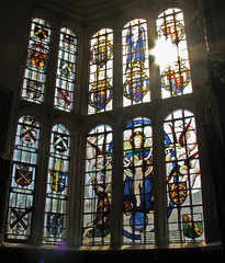 Oriel window in Oriel