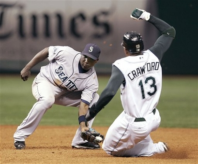 The Hangover: Devil Rays Allergic To Basepaths