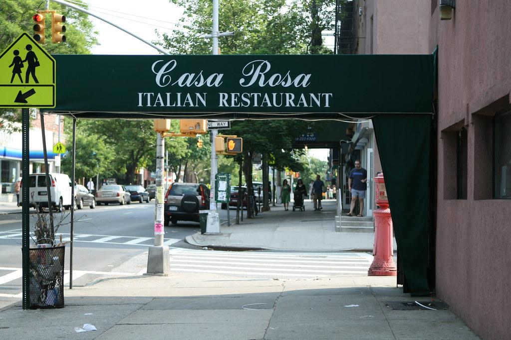 Casa Rosa in Carroll Gardens