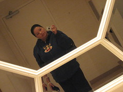 mirror pic (_melika_) Tags: sanfrancisco california vacation self shopping mirror powell unionsquare memorialday selfpic neimanmarcus weekendgetaway mirrorpic yayarea