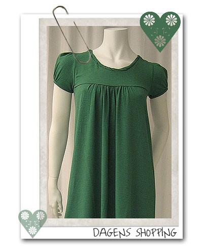 grönklänning copy
