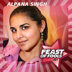 "Master sommelier and talk-show host Alpana Singh comes to talk about her book ""Alpana Pours."""