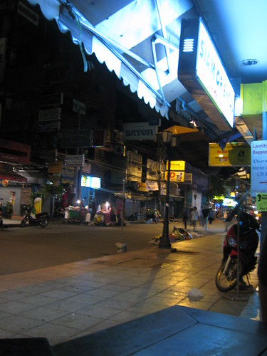 Bangkok. Welcome!