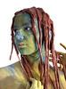 The Girl Who Fell to Earth (Pete Foley) Tags: model beauty bodypaint alien alienbeauty photoshoot littlestories picswithsoul overtheexcellence
