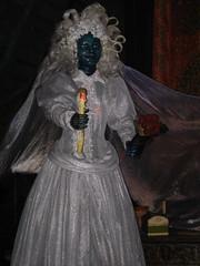 Haunted Mansion bride (WEBmikey) Tags: disney waltdisneyworld magickingdom hauntedmansion