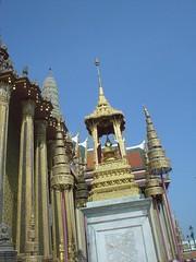 055.Phra Mondop前面的小小塔