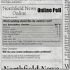 NN Poll Clipping