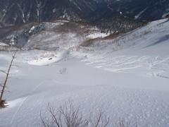 YAKE0099 (keiji.y) Tags: japan skiing backcountry telemark mtyake imagespace:hasdirection=false