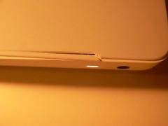 MacBook splittert