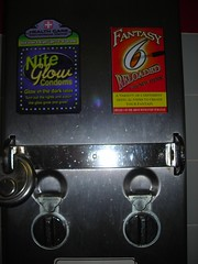 Bathroom Vending Machine