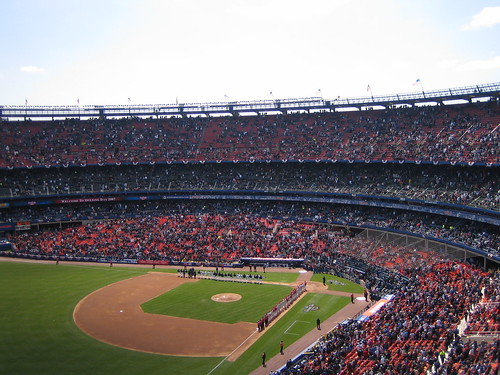 Shea Stadium: Mets - Philly's