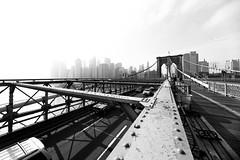 Brooklyn Bridge (New York City) (V) (manuela.martin) Tags: nyc newyorkcity blackandwhite bw newyork manhattan brooklynbridge bigapple cy2 challengeyouwinner johnawashingtonroebling