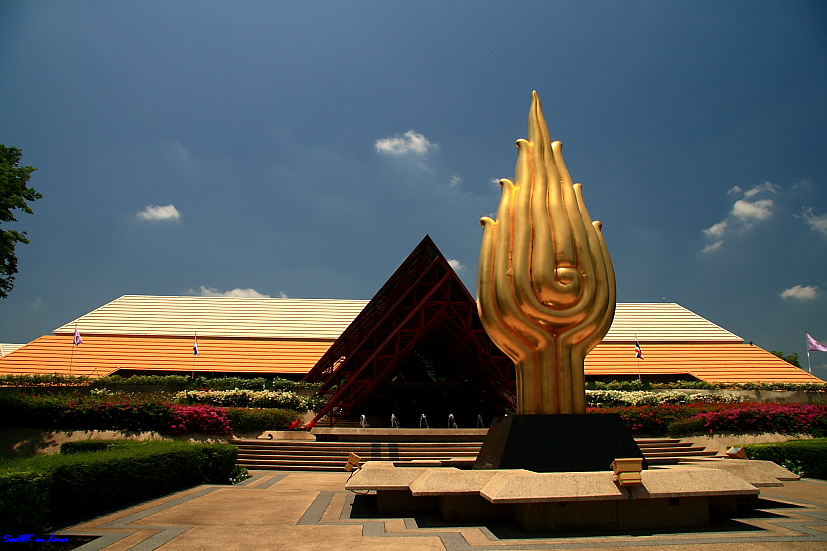 Queen Sirikit Center @ Bangkok