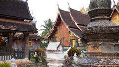 Luang Prabang, Lao PDR - by Scorchamac