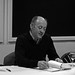 Billy Collins Signing His Name