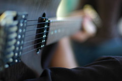 (Edan Ohayon) Tags: school people playing kyle 50mm nikon dof bokeh guitar d70s strings mazza