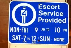 Escort Service Provided