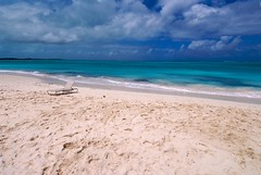Beach chair.