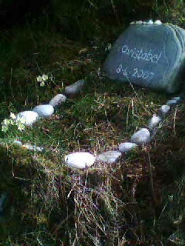 Christabel's memorial