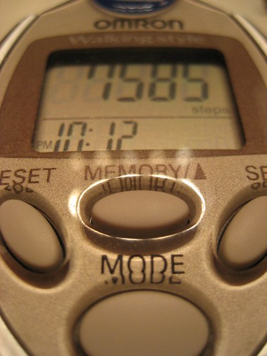 omron pedometer hj 320 instruction manual