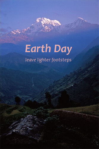 Earth Day, 2007