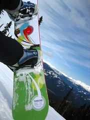 Class5ive Snowboards, Made In Canada