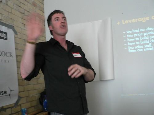 Matthew Dornquast from CrashPlan