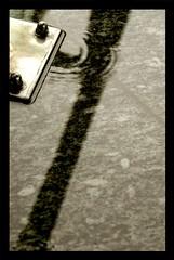 - (e n i k ) Tags: detail water rain canon reflections framed steel acqua riflessi pioggia 2007 dettaglio almostabstract universitditeramo quasiastratto sfidephotoamatori