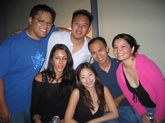The Rainbow Coalition (permanently scatterbrained) Tags: andy ginger tim lawrence anita adp audatex thyanh