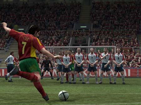 pro evolution soccer wii