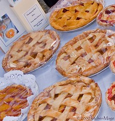 pies from the twin gables bed and breakfast