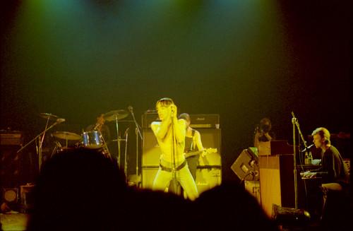 Iggy Bowie 1977