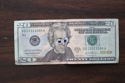 fun with googly eyes