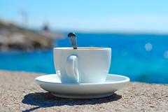Coffee & Sea - by annia316