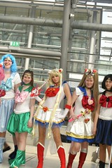 Sailor Moon, Sailor Moon (cosplay shooter) Tags: costumes girls moon anime comics book cosplay fair leipzig lilly cosplayer sailor sailormo